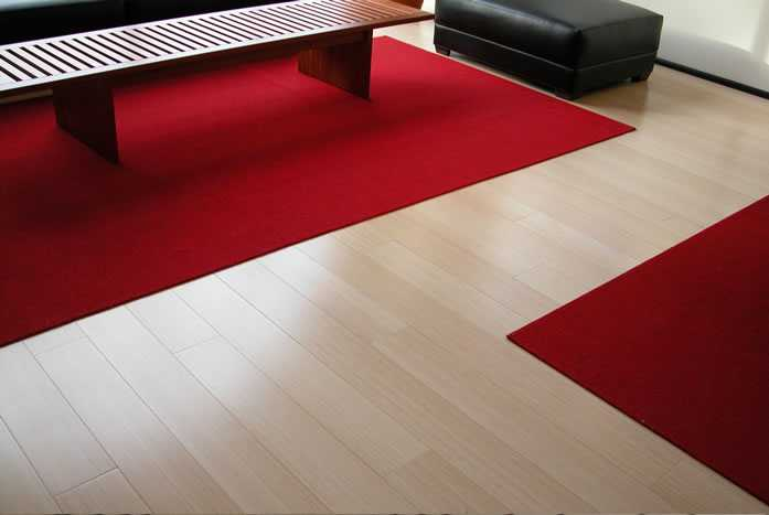 Parquet Bamboo Verticale Naturale